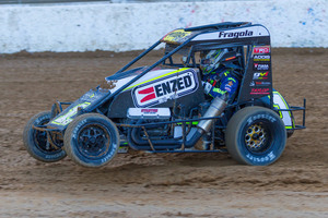 Auckland's Michael Pickens returns to the midget field at Western Springs on Saturday night, showing his class to win a third New Zealand championship