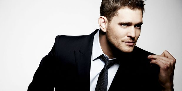 Michael Buble will perform his first arena show in New Zealand in May.