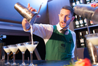 Guy Jacobson is one of the best bartenders in the business.  Photo / Topic Images
