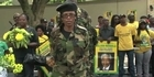 Watch: Veterans pay tribute to Nelson Mandela