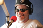 MC Slave, aka Mark Williams, is the host of George FM's Logg Cabin Radio.