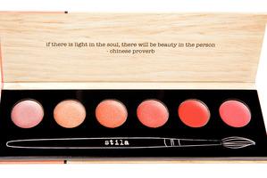 Stila Lip gift box. Photo / Babiche Martens.