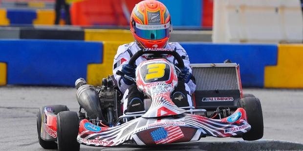 Daniel Bray has raced to top placings in the US and Europe.  Picture / Fast Company