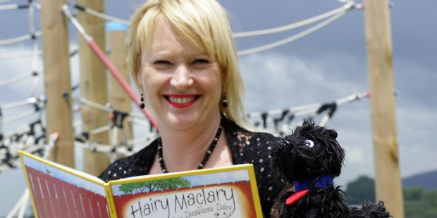 Creative Tauranga chief executive Tracey Rudduck-Gudsell wants businesses and funding organisations to reconsider donating to the Hairy Maclary sculpture. Photo/George Novak.
