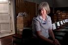 Salvation Army Captain Amanda Martin is devastated.