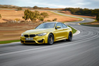 BMW's all-new M4 will be launched in NZ late 2014. Photo / Supplied