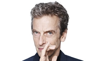 Peter Capaldi who is taking over as Doctor Who from Christmas.