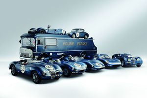 Ecurie Ecosse collection has set new auction records