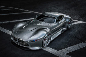 Five real examples of the Vision Gran Turismo Mercedes may be built