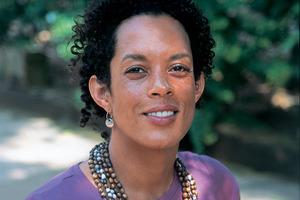 Writer Aminatta Forna.