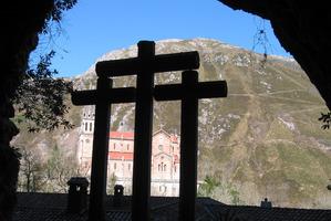 The Holy Trinity, high in the Picos de Europa mountains. Photo / Ewan McDonald