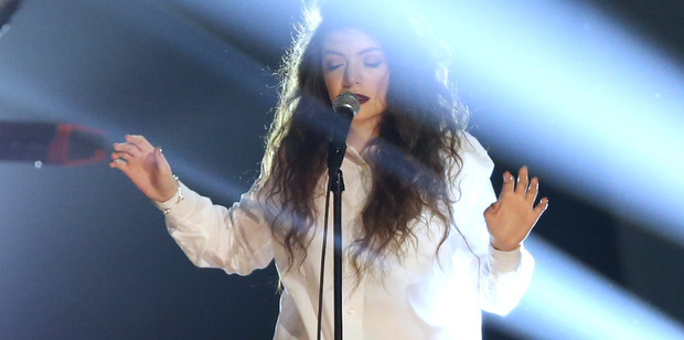 The NZ music industry has never known the likes of Lorde, whose song Royals was top of the Billboard charts for nine weeks. Photo / AP