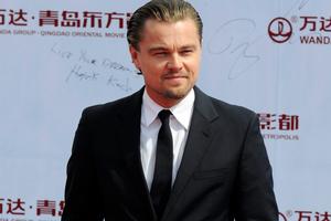 Actor Leonardo DiCaprio is backing a Formula E racing team. Photo / AP