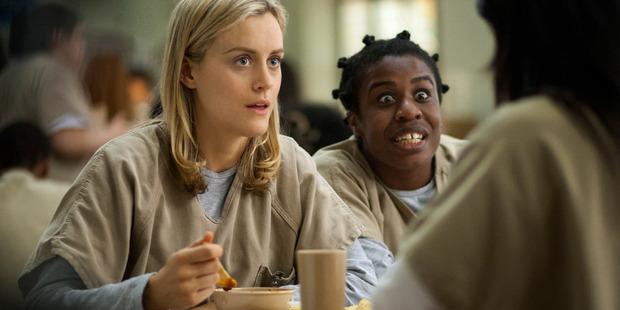 The Netflix series 'Orange is the New Black'. Photo / AP