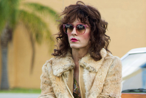 Jared Leto as Rayon in a scene from Dallas Buyers Club. Photo / AP