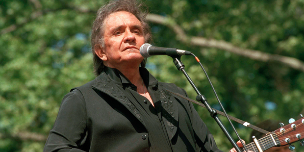 Cash's album, 'Out Among the Stars', is comprised of 12 recently discovered studio recordings. Photo / AP