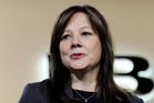 Mary Barra, who has been named General Motors' new chief executive. Photo / AP
