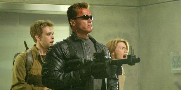 Arnold Schwarzenegger will be back... Again.