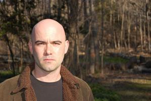 Author Phillip Meyer.