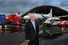 Freightways chief executive Dean Bracewell