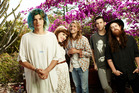 Indie pop band Grouplove will be playing at Big Day Out this summer.