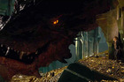 The dragon Smaug is possibly one of the most impressive parts of 'The Hobbit: The Desolation of Smaug'.