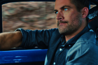 Actor Paul Walker in 'Fast and the Furious 6'.
