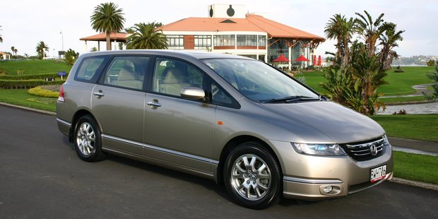 Police are asking residents for information about a grey Honda Odyssey seen in the Maungatapu area.