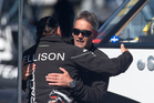 Russell Coutts has hinted it is likely a nationality clause will be reintroduced for the next America's Cup. Photo / Gilles Martin-Raget.