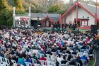 Christmas carols will be heard at Te Whakarewarewa Valley tomorrow night in the final part of Te Puia New Zealand Maori Arts and Crafts Institute's 50th anniversary celebrations. Photo / File