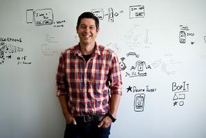 App designer John Ballinger. Photo / NZH