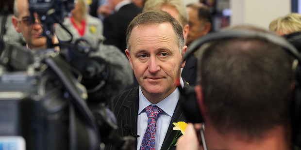 John Key's pious attendance at Mandela's funeral is a case in point. Photo / Andrew Warner