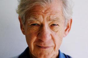 Sir Ian McKellen.