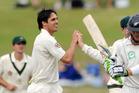 Australia's Mitchell Johnson. Photo / Getty Images