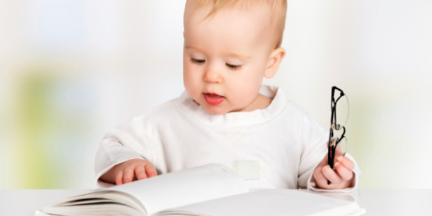Are babies smarter than we think? Photo / Thinkstock