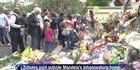 Watch: Tributes outside Mandela's  home