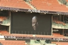 South Africa raced Monday to meet the unprecedented logistical challenge of hosting close to 100 world leaders flying in from every corner of the globe for the state funeral of freedom icon Nelson Mandela.