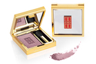 Elizabeth Arden's eyeshadow called Golden Orchid is a happy match for the forecast colour of 2014, Pantone's Radiant Orchid.