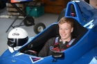 Te Puke driver Michael Scott is likely to be the only North Island driver in the upcoming Toyota Racing Series.