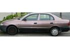 The Brown Toyota Corona sedan. Photo / NZ Police