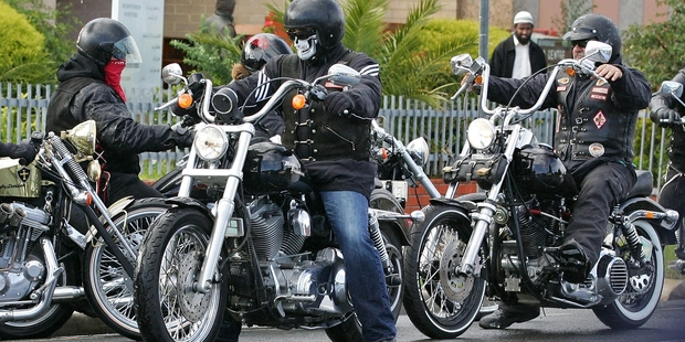 "Queensland has banned ""bikie"" gang members from gathering in groups of three or more. Photo / Getty Images"