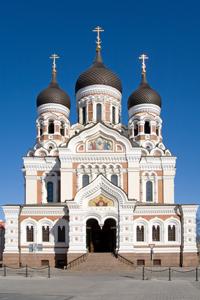 Tallinn's Alexander Nevsky<BR>Cathedral. Photo / Thinkstock