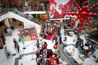Shoppers' buoyant mood is a good sign for retailers. Photo / Natalie Slade