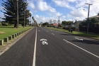 Auckland Transport hopes the markings will aid road safety.