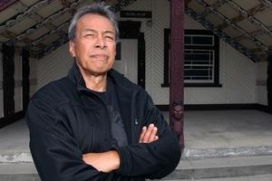 Ngai Te Rangi chairman Charlie Tawhiao. Photo / APN