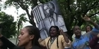 Watch: Mandela's image becomes political tool