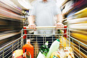 Revolutionary 'social supermarket' opens in the UK with branded goods 70% cheaper than big retailers but only people on benefits can shop there. Photo /Thinkstock