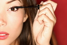 The brush type has an impact on how easy the mascara is to apply and how clump-free it is. Photo / Thinkstock