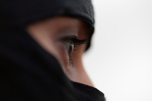 Police allege the girl was instructed by family members to cover up with a burqa - a covering the girl said she does not usually wear. Photo / Thinkstock