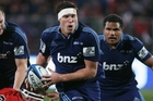 Culum Retallick will be out for most of the 2014 Super Rugby season. Photo / Getty Images